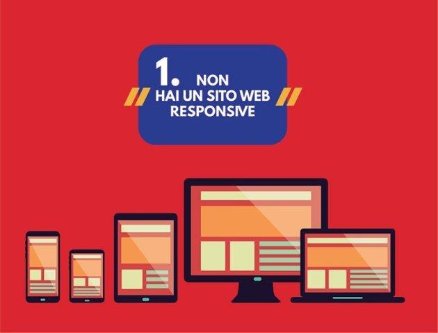 5 segnali che hai bisogno di un nuovo sito web