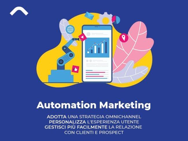 Web Marketing per eCommerce: Automation Marketing