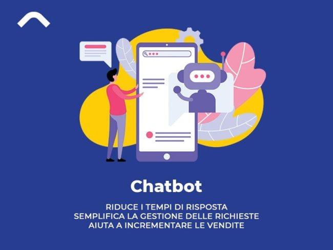 Web Marketing per eCommerce: Chatbot