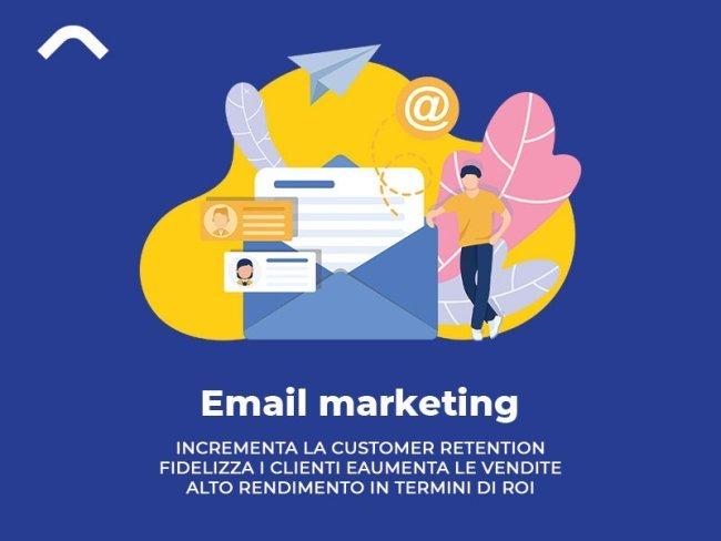 Web Marketing per eCommerce: Email Marketing