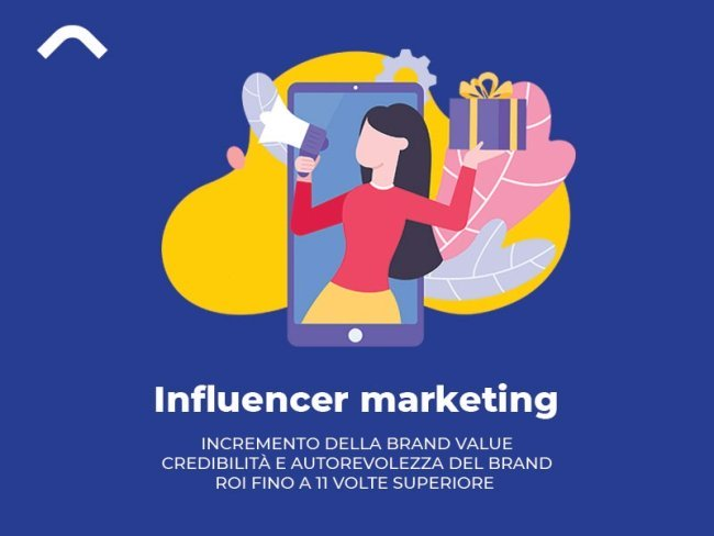 Web Marketing per eCommerce: Influencer
