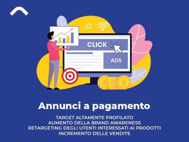 Web Marketing per eCommerce: Pubblicità online