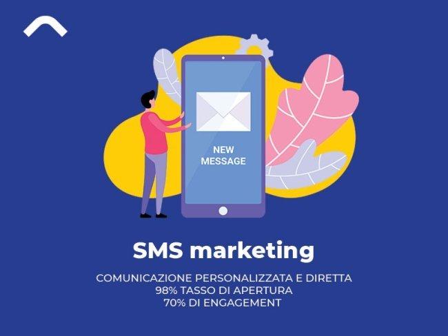 Web Marketing per eCommerce: SMS